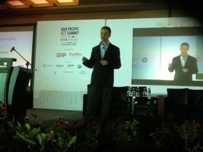 Asia-Pacific ICT Summit, Singapore